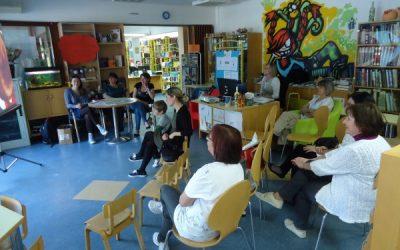 Projekcija filma Dječja posla za DOV 2015