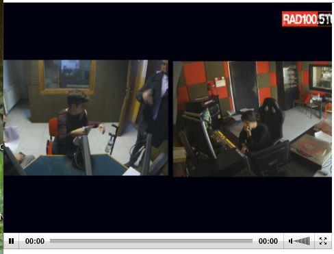 Gostovanje u radio emisiji Hodalica